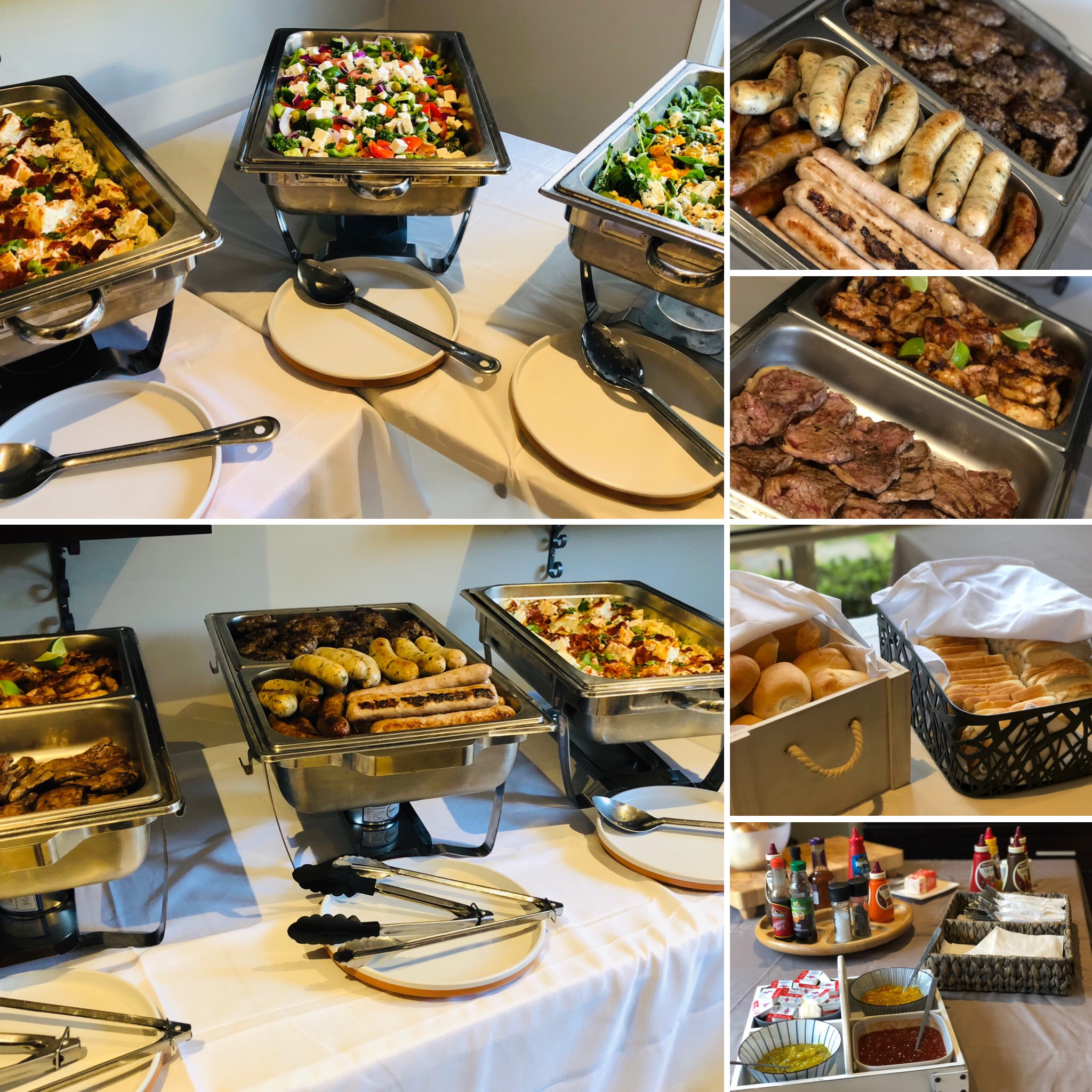Gourmet BBQ Catering