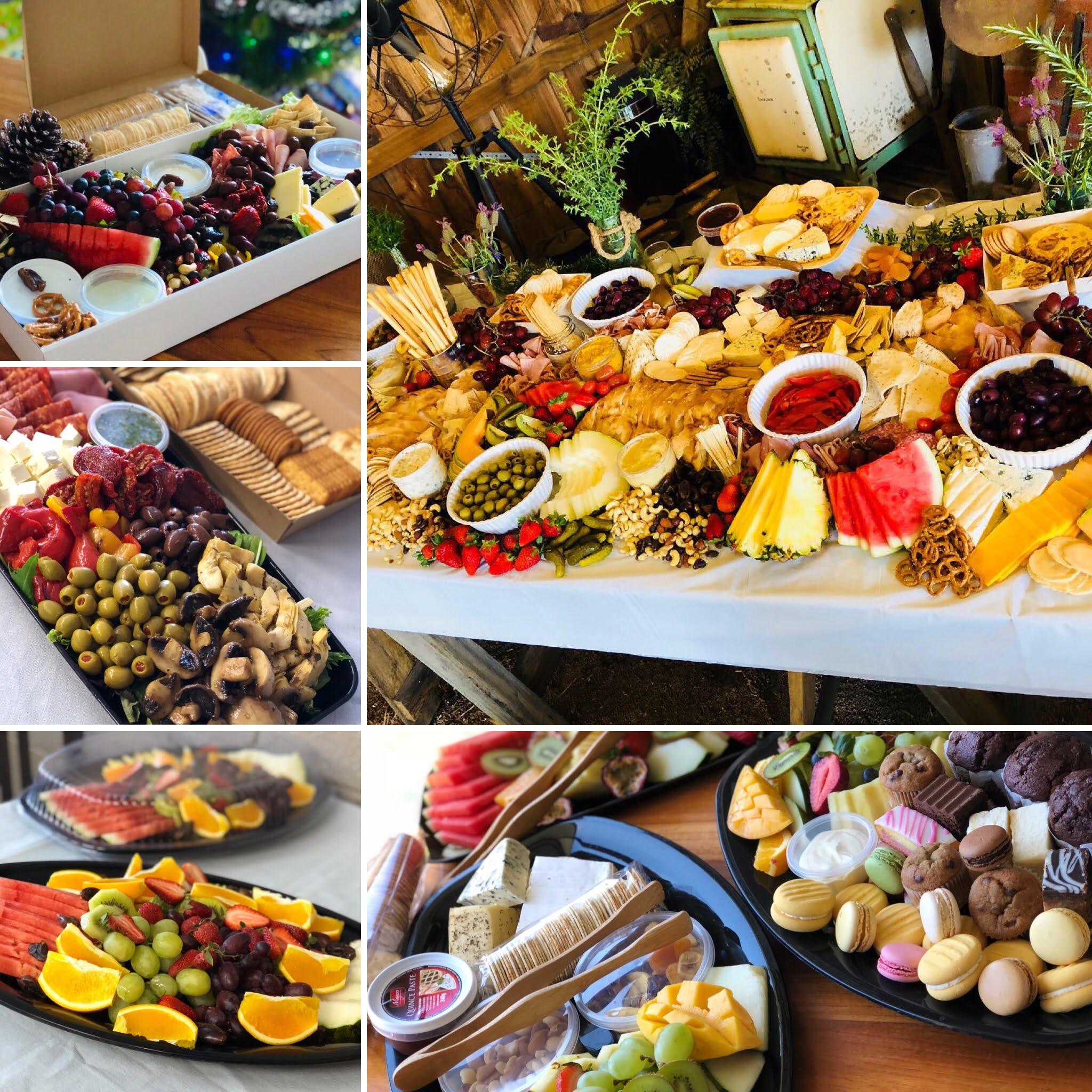 Grazing Platter, Grazing Table, fruit platter, dessert platter, antipasto platter